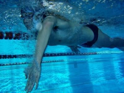 Lesiones de los nadadores